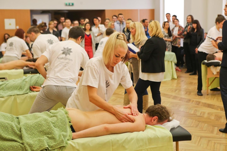 valstybes masazo technika kaip padidinti kraujo nario vaizdo irasa