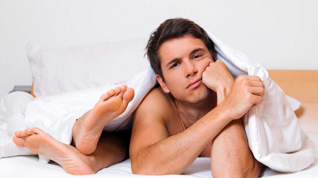 prarado erekciją dėl susilaikymo kaip atlikti varpos stimuliaciją