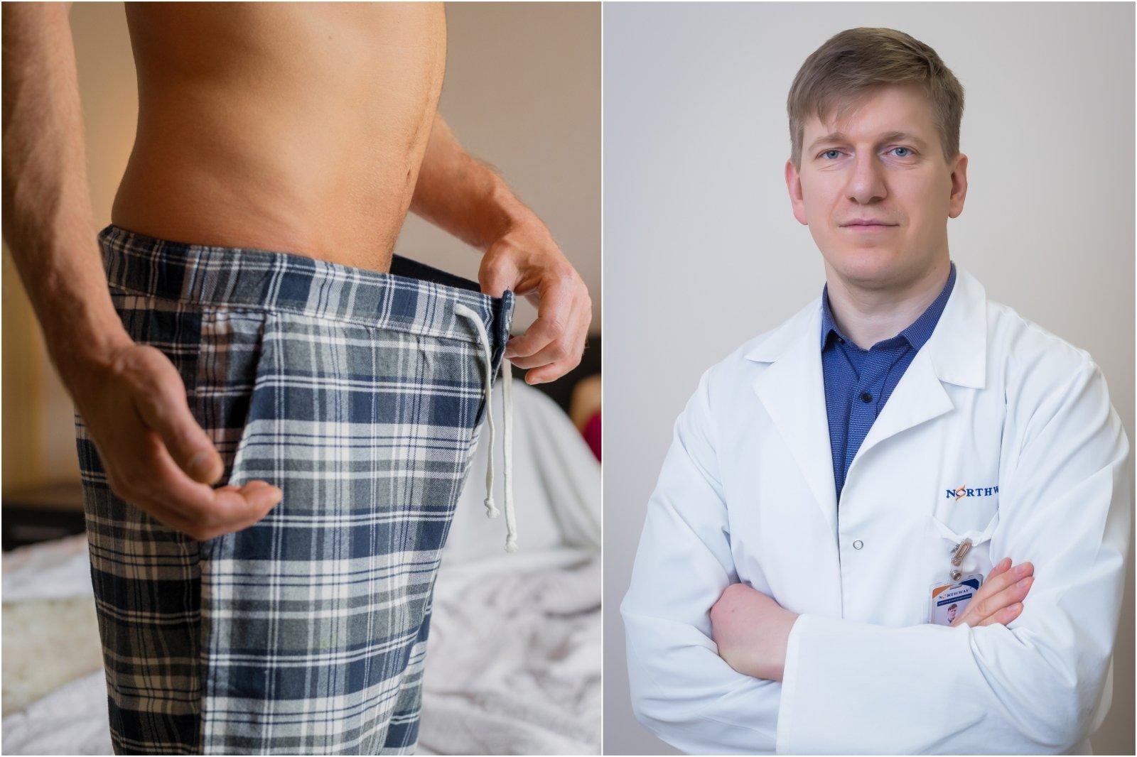 erekcijos atstatymo procedūros
