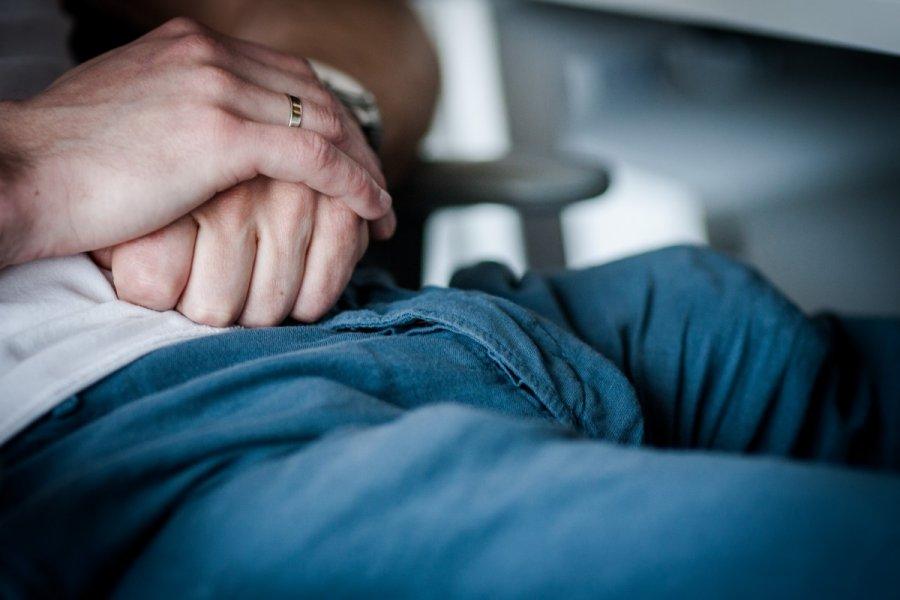 šauktinio varpos stimuliuojant vyrų erekciją