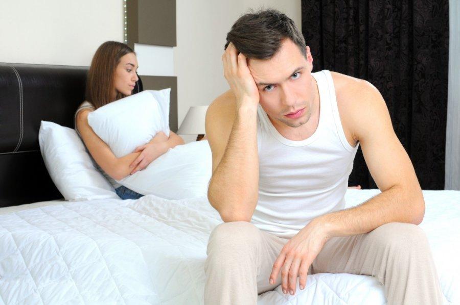 aš negaliu patenkinti savo žmonos varpos ką daryti jei erekcijos nebėra